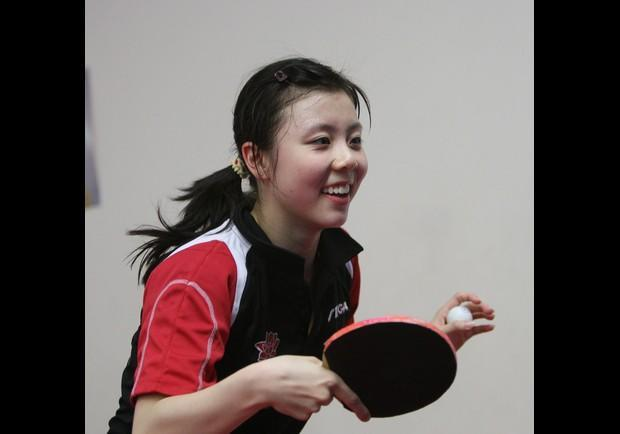 """<div class=""""caption-credit""""> Photo by: Jim Gensheimer/MCT/Newscom</div><div class=""""caption-title"""">Table Tennis</div>Table Tennis <br> Annual Cost: $20,000-plus <br> Years Training: Eight to 12 <br> <br> Yes, table tennis is very expensive if you're trying to climb to the top of it. Coaches and """"sparring partners"""" can cost more than $10,000 per year. And a top quality paddle runs $300. <br> <br> <p> <a rel=""""nofollow noopener"""" href=""""http://www.forbes.com/pictures/mli45ilgl/1-roger-federer/?utm_source=yahooshine&utm_medium=partner&utm_campaign=olympians&partner=yahooshine#gallerycontent"""" target=""""_blank"""" data-ylk=""""slk:The Highest-Paid Olympic Athletes"""" class=""""link rapid-noclick-resp"""">The Highest-Paid Olympic Athletes</a> </p>"""