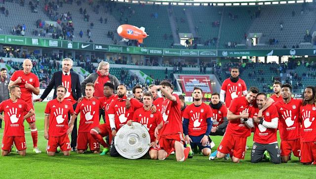 <p>Having secured their 5th consecutive Bundesliga title, it's hardly a surprise to see Bayern Munich in this list. The Bavarian side are completely dominant in the top flight of German football, with the challenge from RB Leipzig earlier this season short lived.</p> <br><p>The home support at the Allianz Arena have probably forgotten what it's like to see their side lose in the Bundesliga, and Real Madrid's victory in Bavaria ended a 16-game unbeaten streak at home in the Champions League.</p>