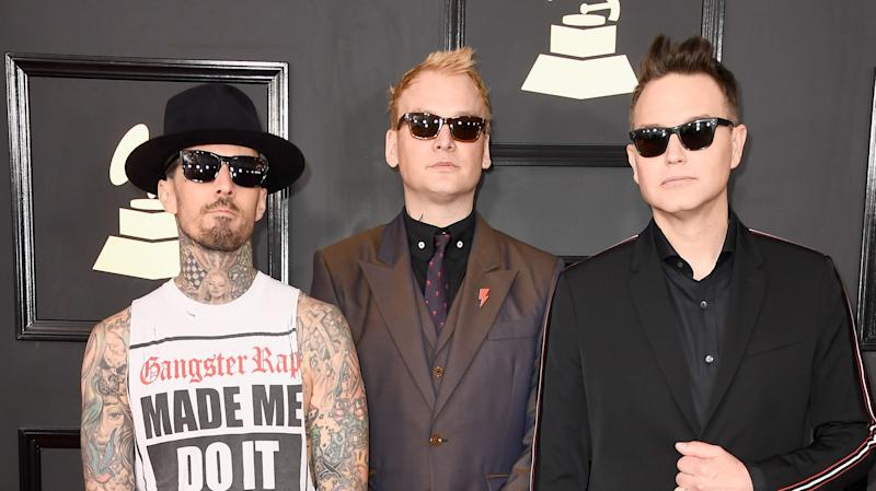 Blink-182 On Lockdown In El Paso Hotel After Nearby Mass Shooting