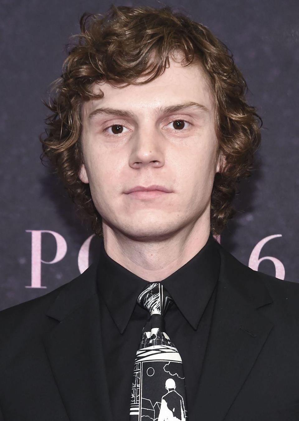 <p>Evan Peters is best known for his work on <em>American Horror Story</em>, for playing Quicksilver in the X-Men franchise<em>,</em> and for his messy brown hair.</p>