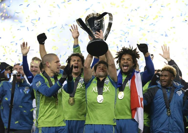 Seattle Sounders FC are the current MLS champions