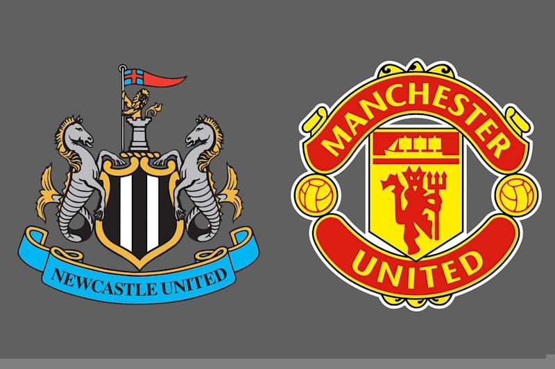 Newcastle-Manchester United