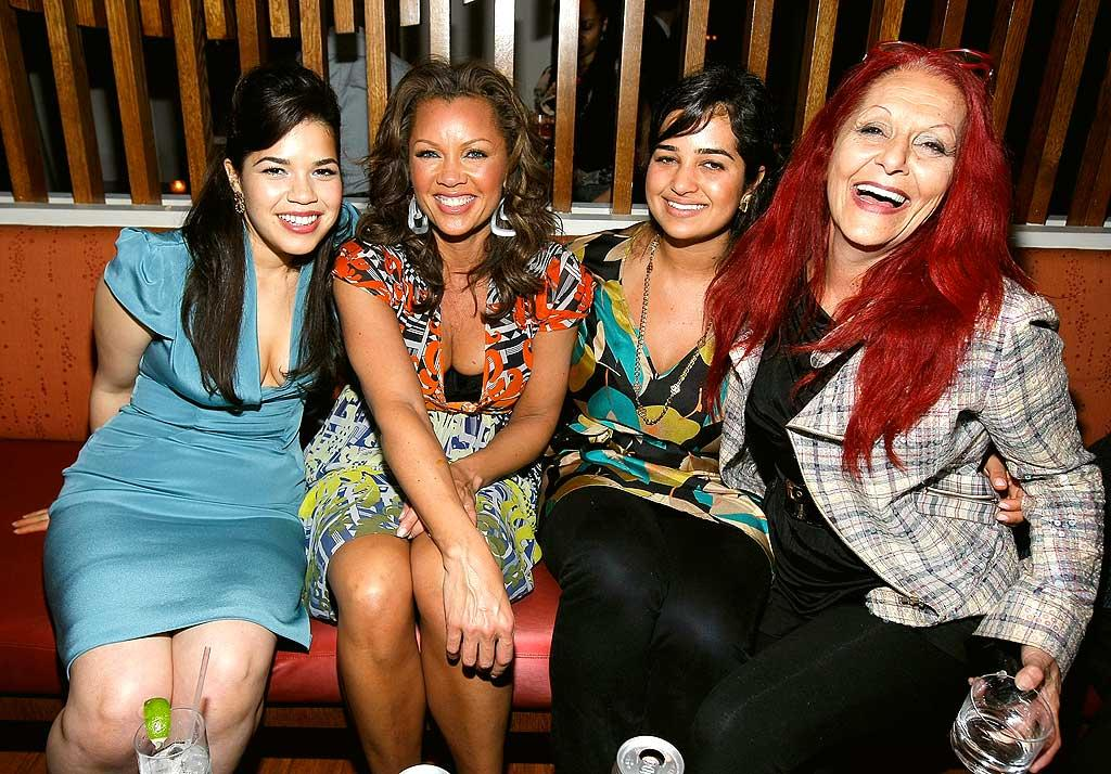 """No New York party would be complete with super stylist Patricia Field! Jemal Countess/<a href=""""http://www.wireimage.com"""" target=""""new"""">WireImage.com</a> - April 6, 2009"""