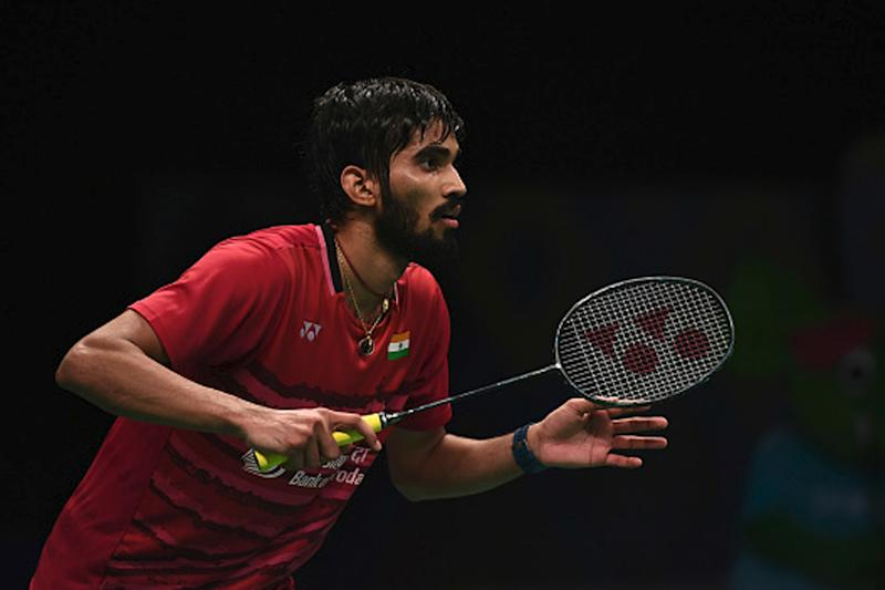 Kidambi Srikanth Predicts Golden Era for Indian Shuttlers