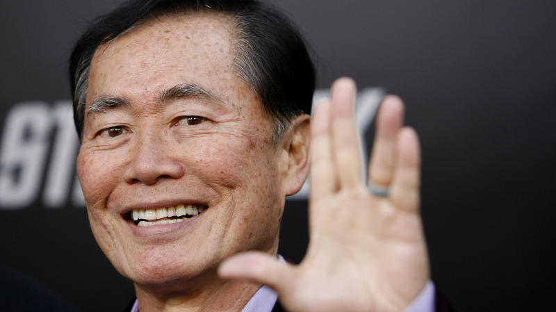 George Takei has once again taken aim at President Donald Trump over Twitter.