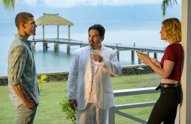 'Fantasy Island' Film Review: Cheesy Reboot Fantasizes It's a Feature Film
