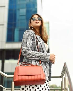 Himanshi Goel is the perfect inspiration for all the aspiring fashion enthusiasts