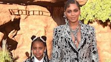 "Blue Ivy Is Already ""Quite the Makeup Artist,"" According to Tina Knowles-Lawson"