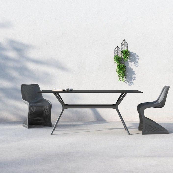 AllModern's Brittney Dining Table is just one of several great patio furniture finds available on the site.