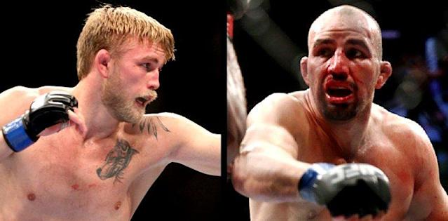 Alexander Gustafsson and Glover Teixeira Take Top Honors (UFC Stockholm Bonuses)