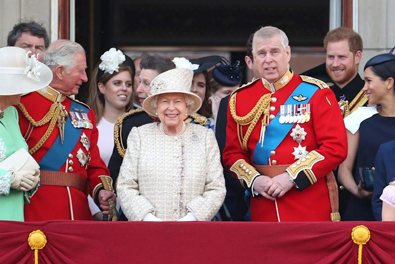 """The Epstein scandal involving Prince Andrew was reportedly """"greatly upsetting"""" to the Queen. Photo: Getty"""