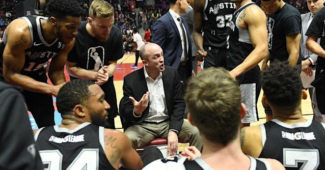 Austin Spurs will hold open tryouts
