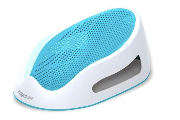 """<a href=""""https://fave.co/362s78o"""" target=""""_blank"""" rel=""""noopener noreferrer"""">Angelcare Soft-Touch Bath Support Baby Seat, Boots</a>, &pound;27.99 (Photo: Angelcare/Boots)"""