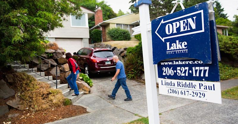 Home prices rise at slowest pace since Feb 2013