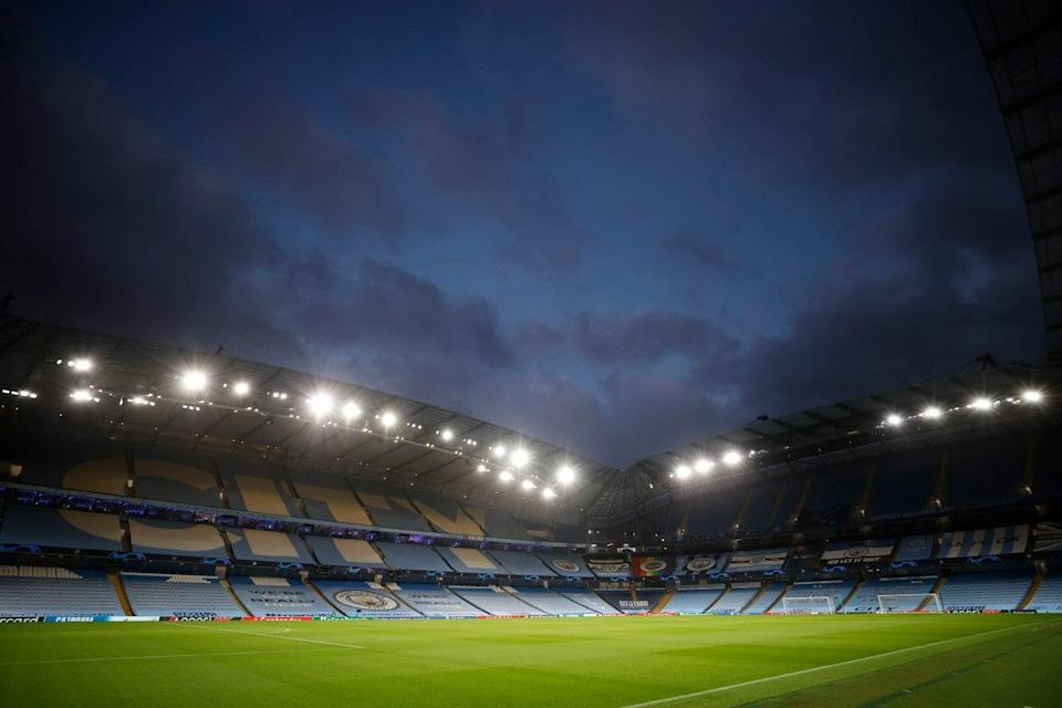 A general view of the Etihad Stadium (REUTERS)