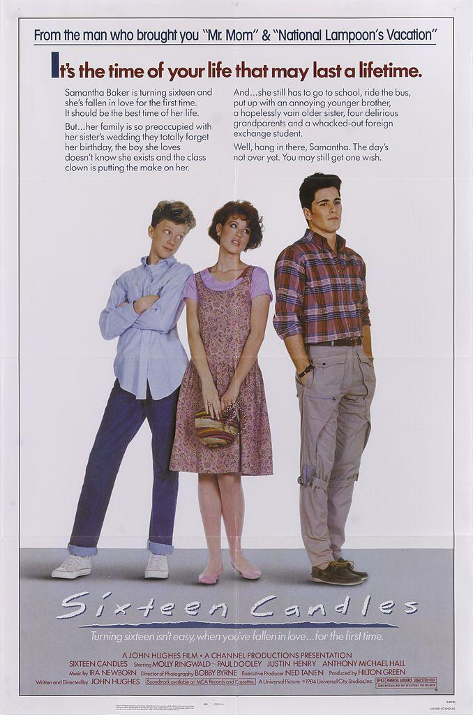 """<p>""""Sixteen Candles"""" brought this word into the public conscious, which described people and things with that kind of enthusiasm that you can only manage as a teen.</p>"""