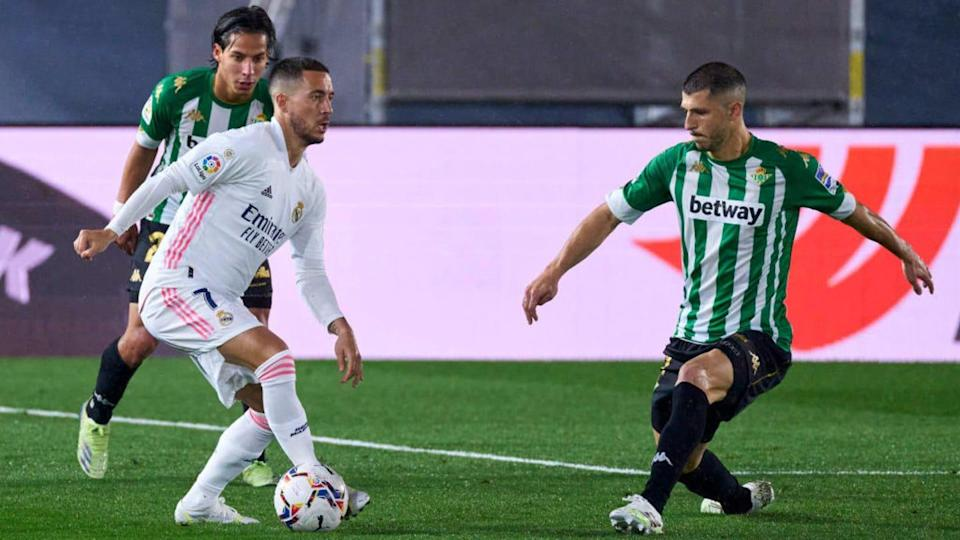 Real Madrid v Real Betis - La Liga Santander | Quality Sport Images/Getty Images