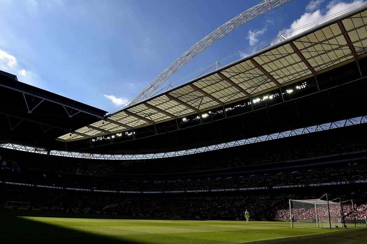 Millwall fans arrested for Wembley pitch invasion released without charge