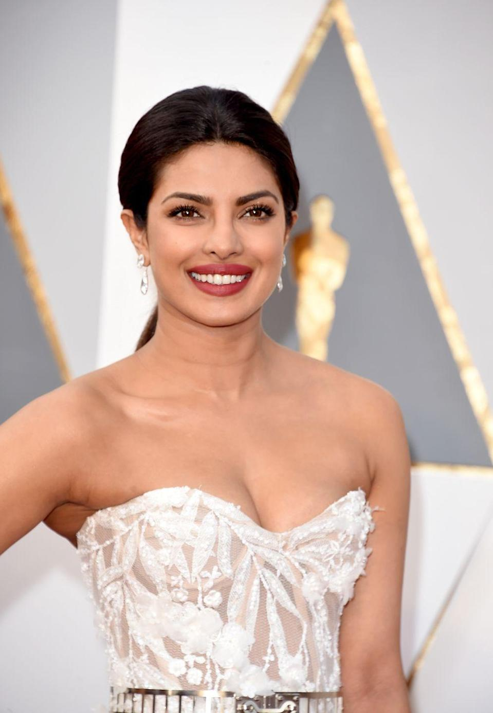 <p>After her reign of Miss World ended, Priyanka become one of the most successful actresses in India. In 2015, she landed <em>Quantico</em> on ABC and has appeared in movies like <em>Baywatch </em>and <em>Isn't It Romantic.</em></p>