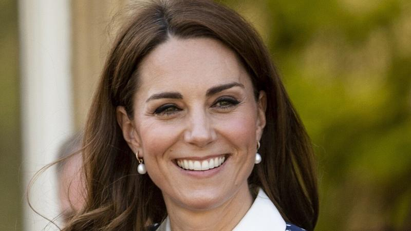 Duchess of Cambridge shows off gardening skills for Chelsea Flower Show