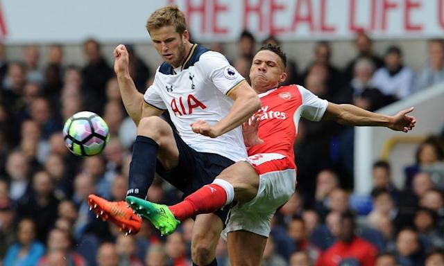 "<span class=""element-image__caption"">Eric Dier is a meat and potatoes player with a fine tactical awareness and the intelligence to make a plan work.</span> <span class=""element-image__credit"">Photograph: David Price/Arsenal FC via Getty Images</span>"