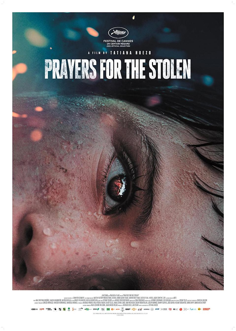 Prayers for the Stolen poster - Credit: Credit: The Match Factory