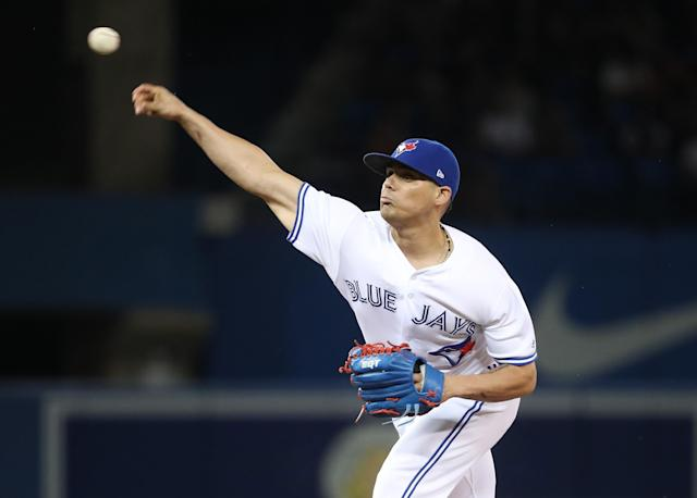 As long as Roberto Osuna is able to close games, some team will be willing to employ him. (Getty)