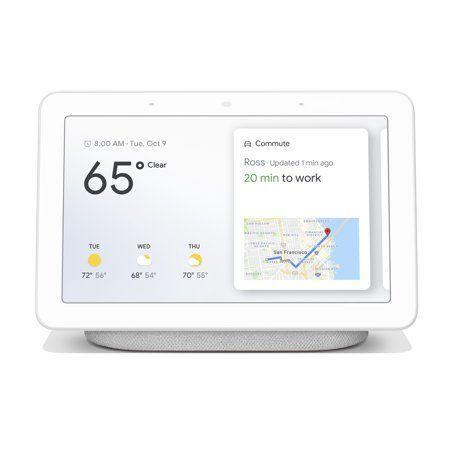 """<p><strong>Google</strong></p><p>walmart.com</p><p><strong>$89.98</strong></p><p><a href=""""https://go.redirectingat.com?id=74968X1596630&url=https%3A%2F%2Fwww.walmart.com%2Fip%2F619753146&sref=https%3A%2F%2Fwww.popularmechanics.com%2Ftechnology%2Fgadgets%2Fg24445809%2Fcool-gadgets%2F"""" rel=""""nofollow noopener"""" target=""""_blank"""" data-ylk=""""slk:Shop Now"""" class=""""link rapid-noclick-resp"""">Shop Now</a></p><p>This Google Home Hub comes with a few extra features you won't find elsewhere on Google's smart-home lineup. The big one is the screen, which relays helpful information at a glance. It also comes with a hardware button that <em>turns off</em> the microphone in case you're worried about <a href=""""https://www.popularmechanics.com/technology/security/a29105006/alexa-privacy/"""" rel=""""nofollow noopener"""" target=""""_blank"""" data-ylk=""""slk:smart-home security issues"""" class=""""link rapid-noclick-resp"""">smart-home security issues</a>. </p>"""