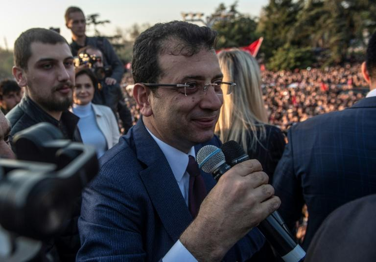 Ekrem Imamoglu delivered a stinging setback to Erdogan's ruling party