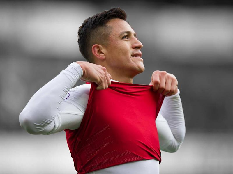 Sanchez's stay at Arsenal has turned sour (Getty)