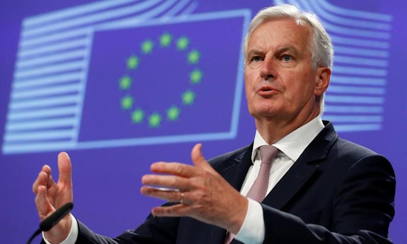 EU's chief Brexit negotiator Michel Barnier has said single market access is dependent on free movement.