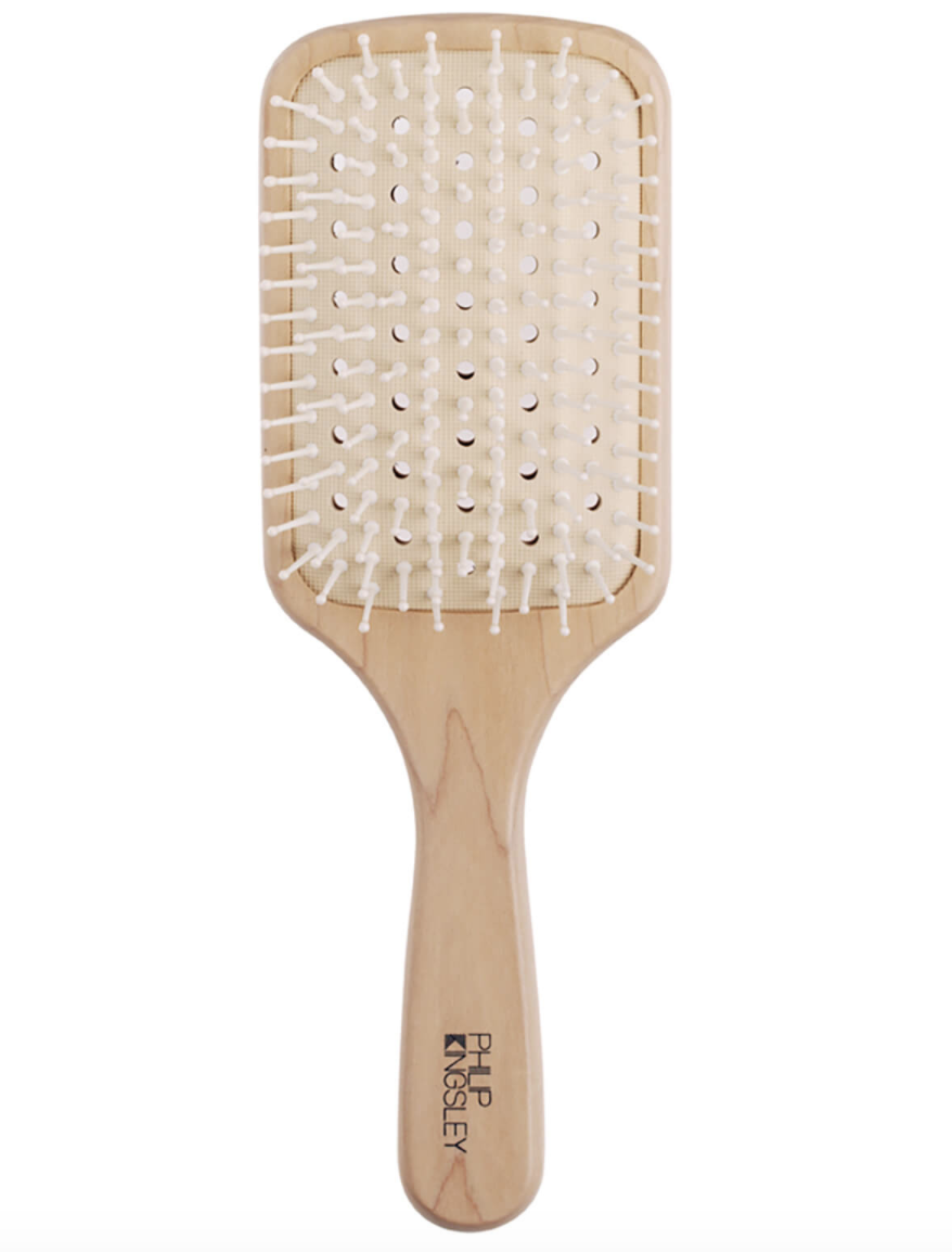 Philip Kingsley vented paddle brush, S$44. PHOTO: Lookfantastic