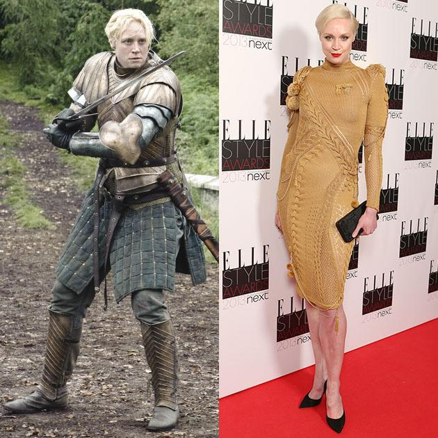 Gwendoline Christie Too Pretty for 'Game of Thrones'?
