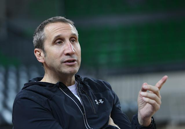 David Blatt is now the coach of Darussafaka in Turkey. (Getty)