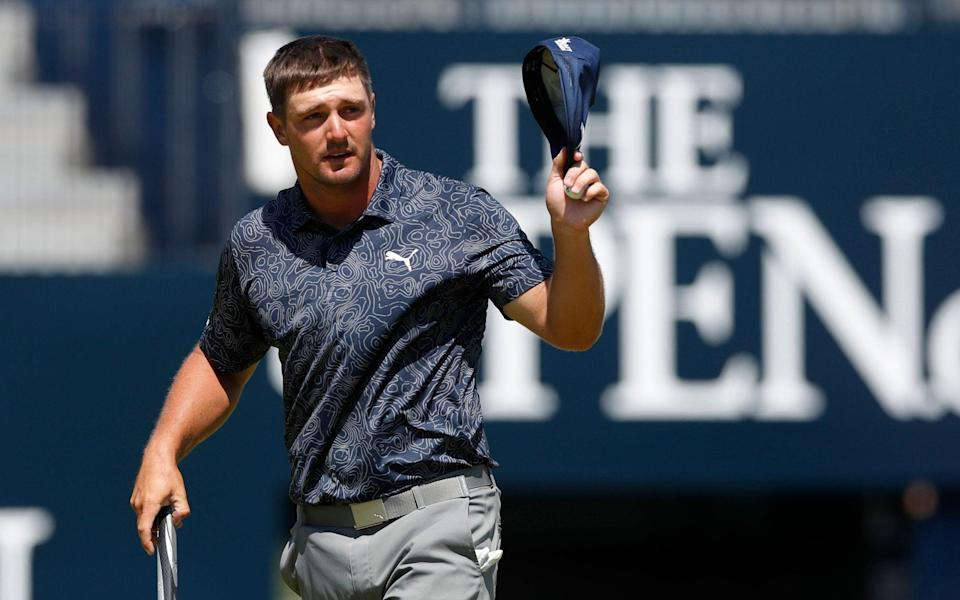 Bryson DeChambeau withdraws from Tokyo Olympics due to positive Covid-19 test - Reuters