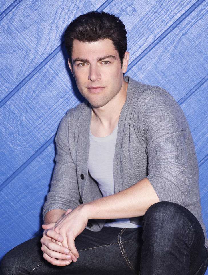 """Max Greenfield, """"New Girl"""""""