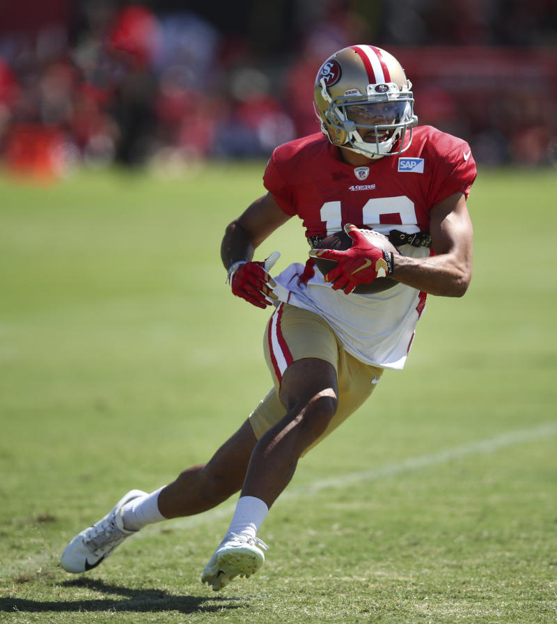 Rookie WR Dante Pettis Turning Heads At 49ers Training Camp