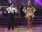<p>The talk show host and partner Tony Dovolani lasted well into season 12, but a painfully uncomfortable rendition of the cha-cha got them the boot. Throughout the dance, Wendy looked confused and had some truly bizarre facial expressions. </p><p>To add insult to injury, Wendy accused the show of being scripted after she was eliminated. Her accusations made her look more like a sore loser than anything. </p>
