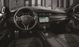 Maserati Awards Global Deal to TomTom