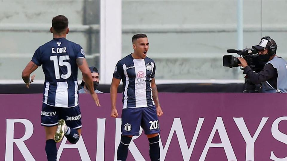 FBL-SUDAMERICANA-TALLERES-EMELEC | DIEGO LIMA/Getty Images