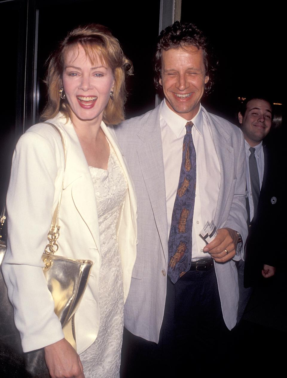 The couple, who met while starring in Designing Women, in 1993. (Photo: Ron Galella, Ltd./Ron Galella Collection via Getty Images)