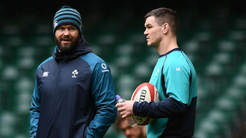 Sexton named new Ireland captain as Farrell calls up five uncapped players