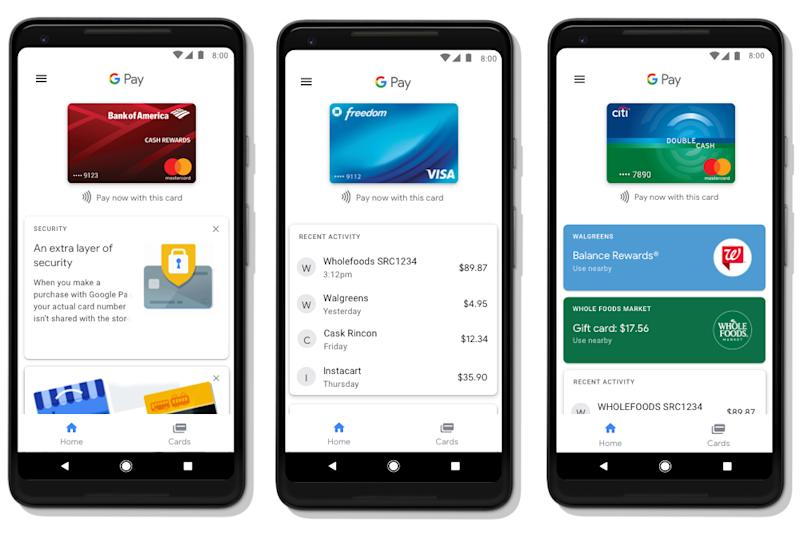 You Can Now Send Google Pay Payments With Your Voice On