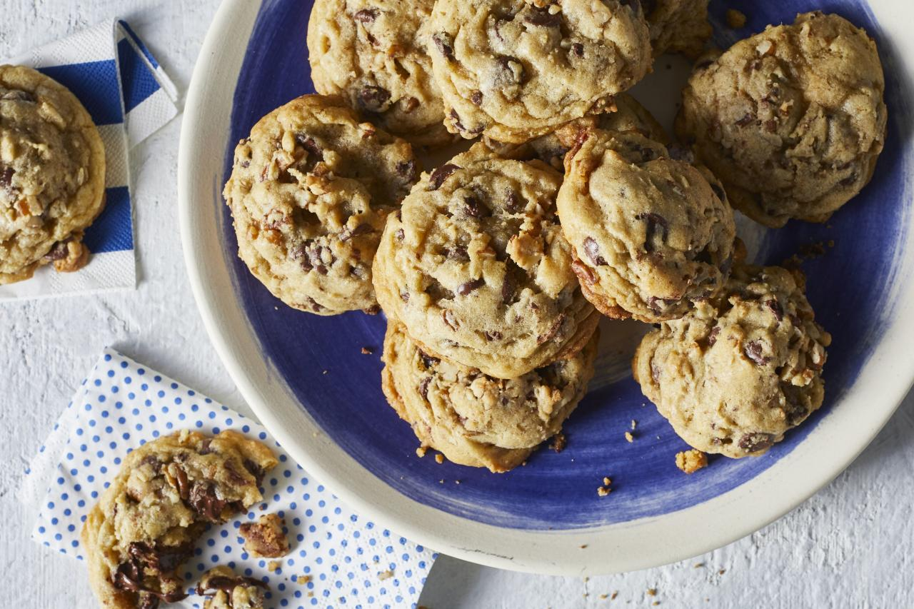 """<p><strong>Recipe: <a href=""""https://www.southernliving.com/recipes/brown-butter-chocolate-chip-cookies"""">Brown Butter Chocolate Chip Cookies</a></strong></p> <p>To make these one-of-a-kind cookies, brown the butter before getting started. </p>"""