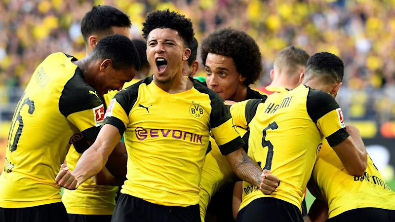 Pulisic: Rivalry with Sancho can fire Dortmund to Bundesliga glory