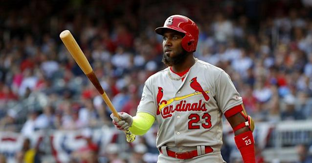Braves have reportedly shown some interest in Marcell Ozuna