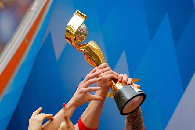 The 2019 Women's World Cup begins on June 7. (Credit: Getty Images)