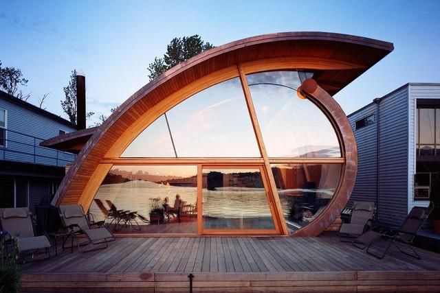the best houseboats in world fennell residence g