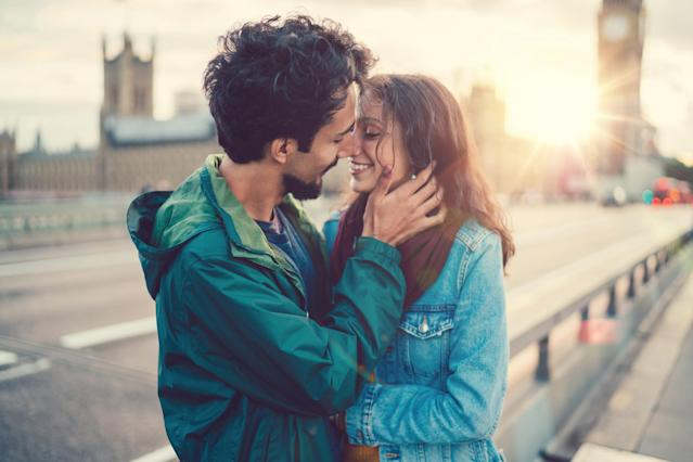 Could we see a trend of couples living apart together? (Getty)