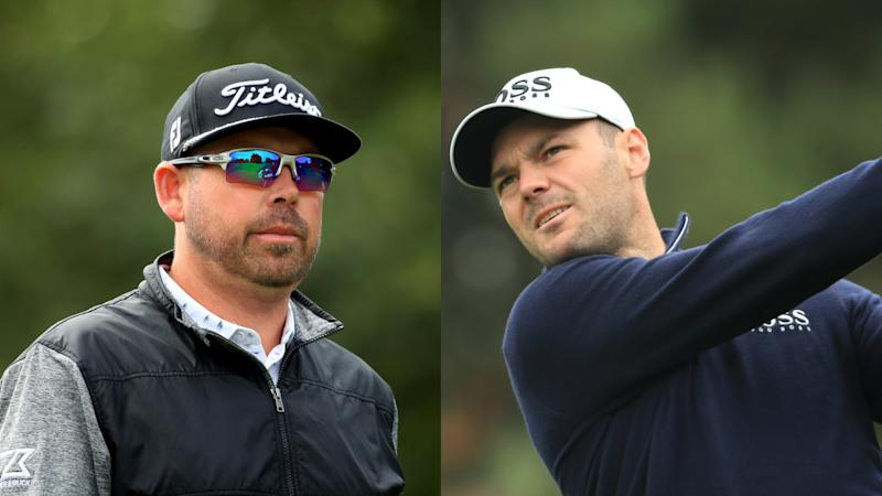 Walters still leads ahead of final day at the Belfry but Kaymer storms into contention